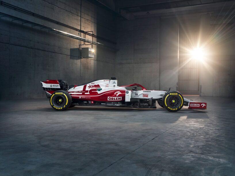Alfa Romeo macht die Dinge mit dem C41 um